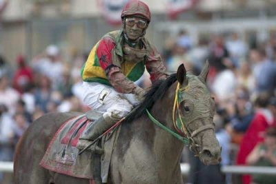 Belmont Stakes Maragh 7-Day Suspension