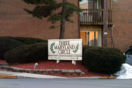 Three Maryland Circle Apartments
