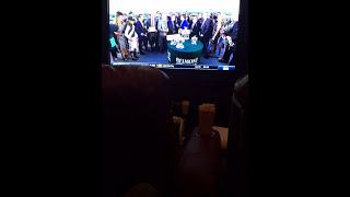Tapwrit Award Ceremony Belmont Stakes 2017