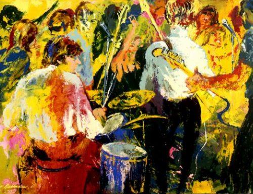 Polanski on Drums at Dolly's #72